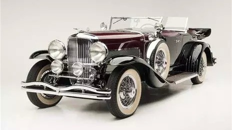 1929/杜森伯格SJ LeBaron Dual Cowl Phaeton