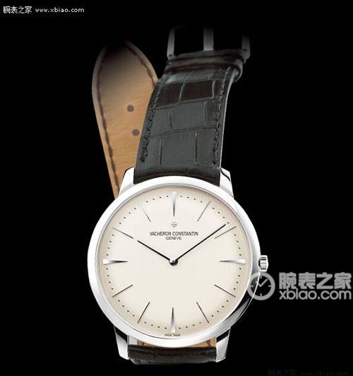 江诗丹顿传承系列81180/000G-9117腕表