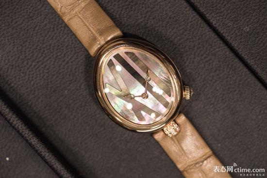 Breguet宝玑 那不勒斯迷你公主腕表9808