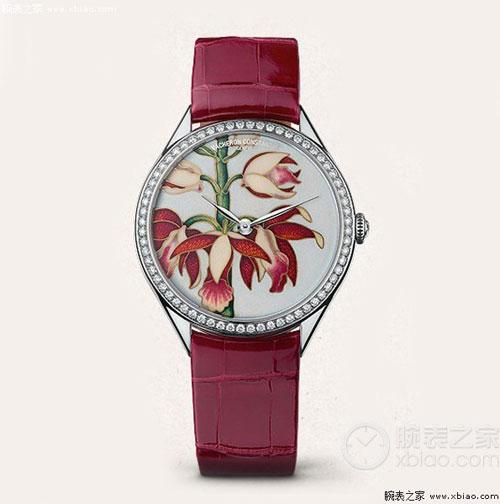 江诗丹顿FLORILEGE花之神殿系列82550/000G-9855腕表