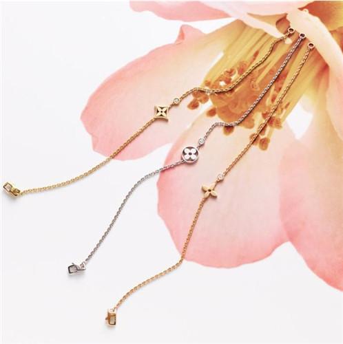 Louis Vuitton replica jewelry election romantic gift for women
