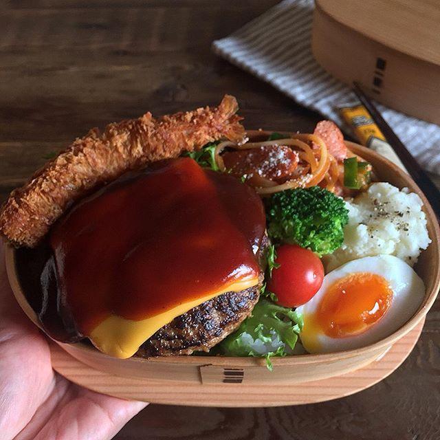 肚饿慎点!健康又美味的日式便当每天不重样(1)
