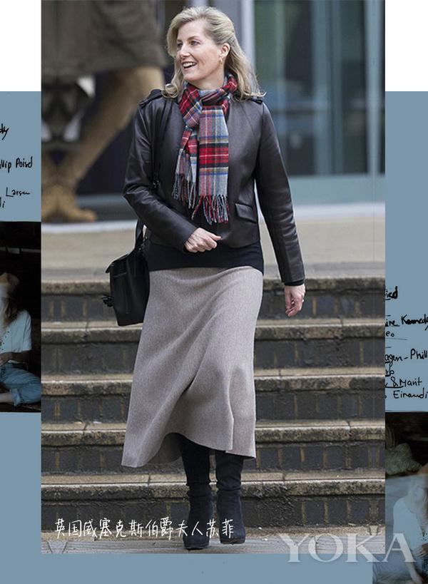 凯特王妃(图片来源于hellomagzine)