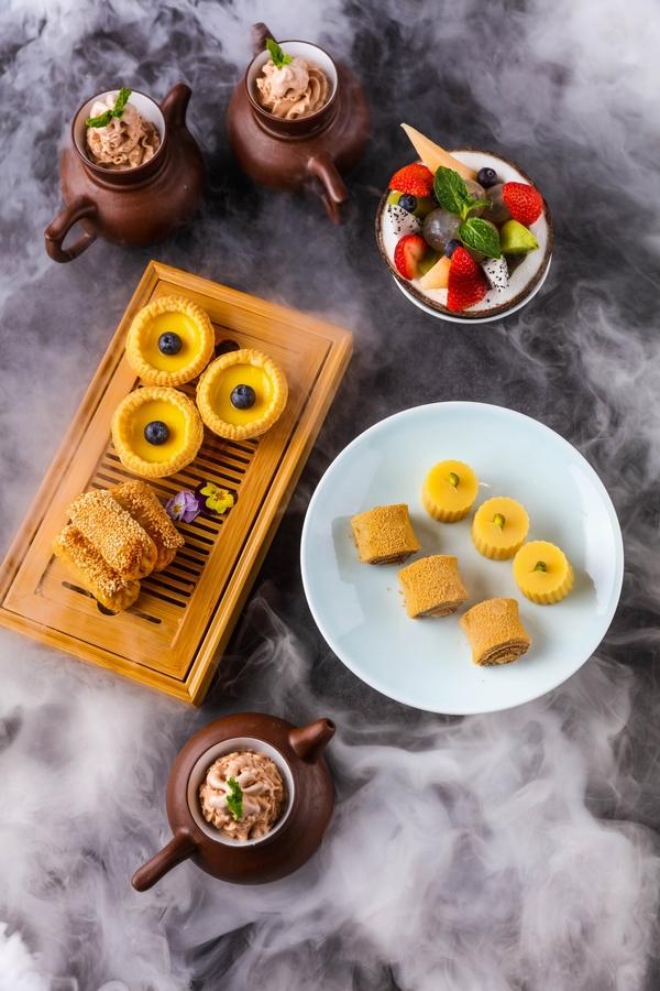 藏悦经典甜品拼  图片源自品牌