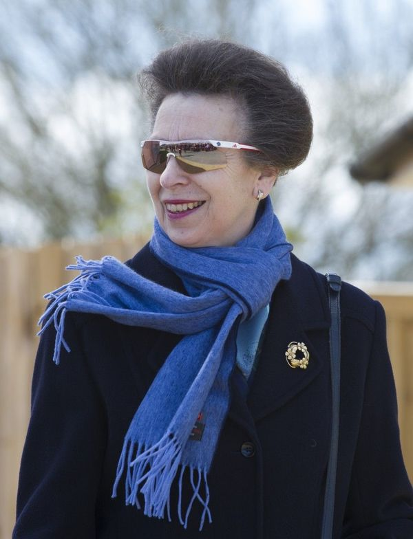 英国安妮公主(图片来源于popsugar)