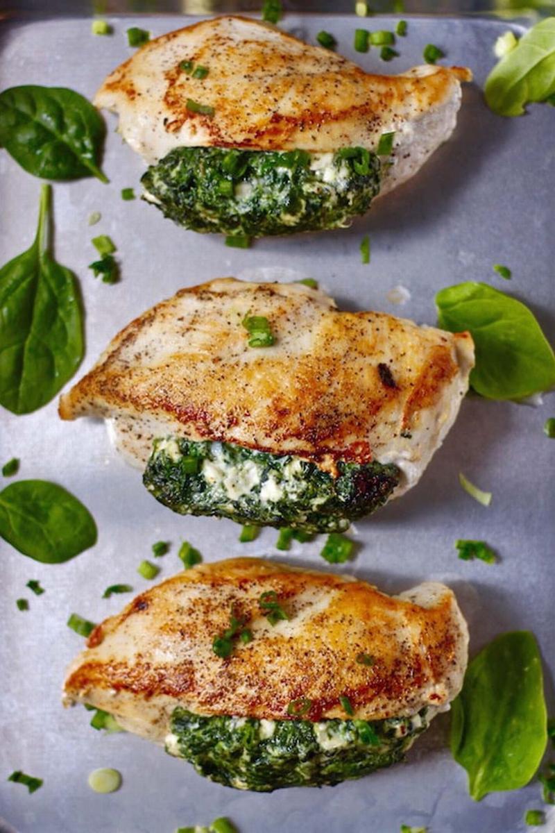 减脂必备!看起来就超绿色的低卡晚餐菜谱(1)