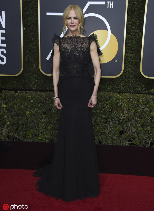 Nicole Kidman ; 圖片來源:東方IC
