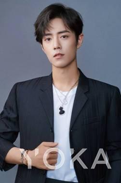 Qeelin品牌挚友肖战佩戴全新中性风格Wulu系列百变手链