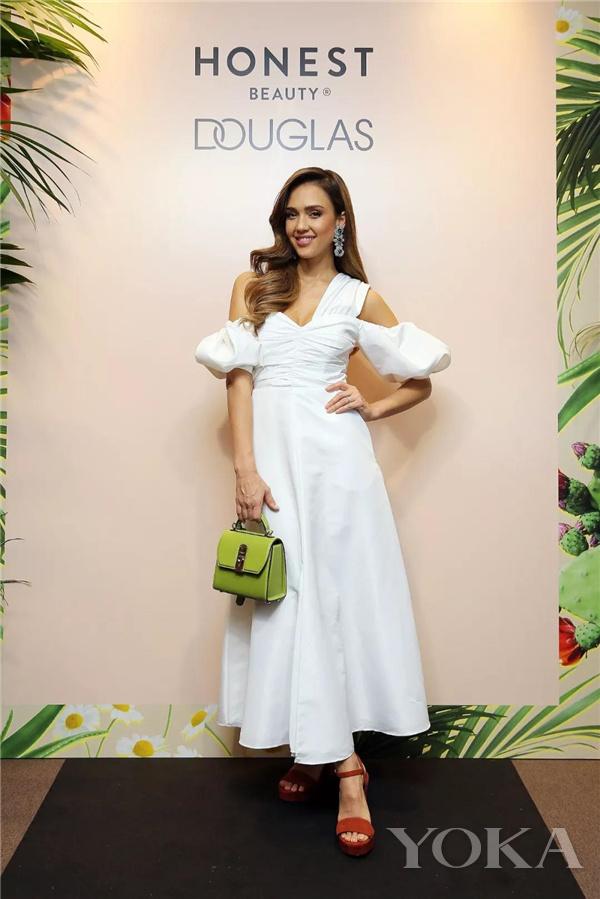 杰西卡·阿尔芭(Jessica Alba)(图片来自视觉中国VCG)
