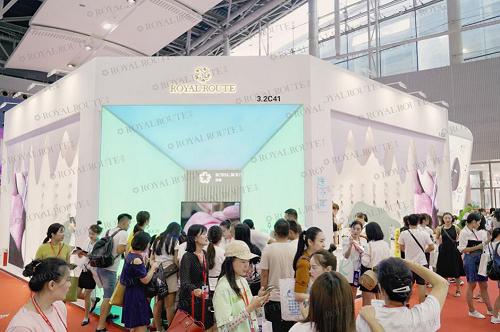 洛园广州国际美博会完美收官,期待与您下次相约!
