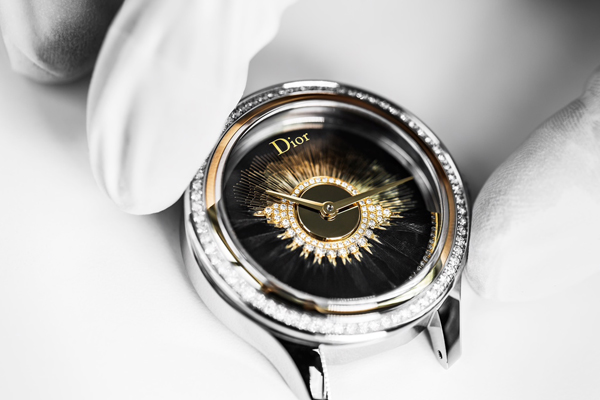 Dior Grand Bal系列新款腕表 华美迷人