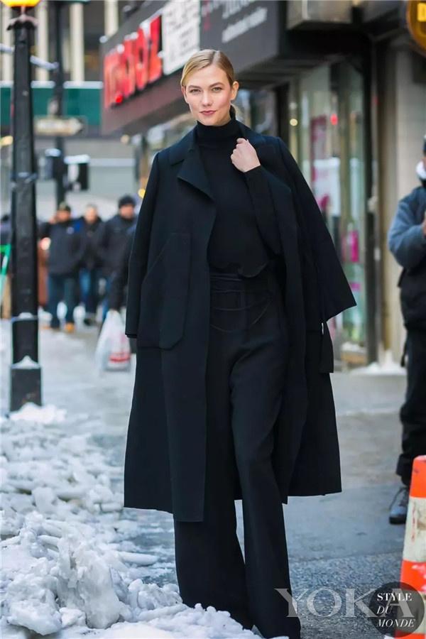 Karlie Kloss(图片来源于styledumonde)