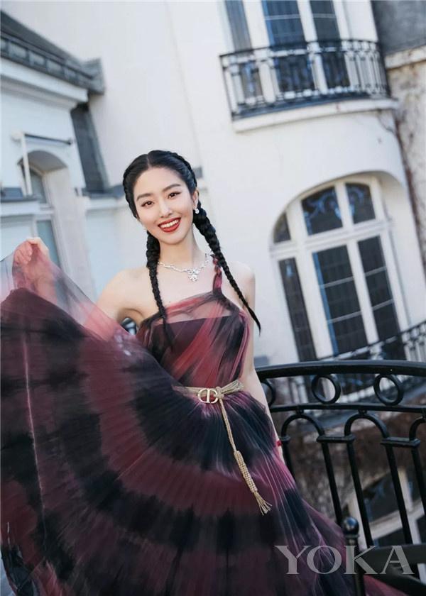 楊采鈺(圖片來源于品牌)
