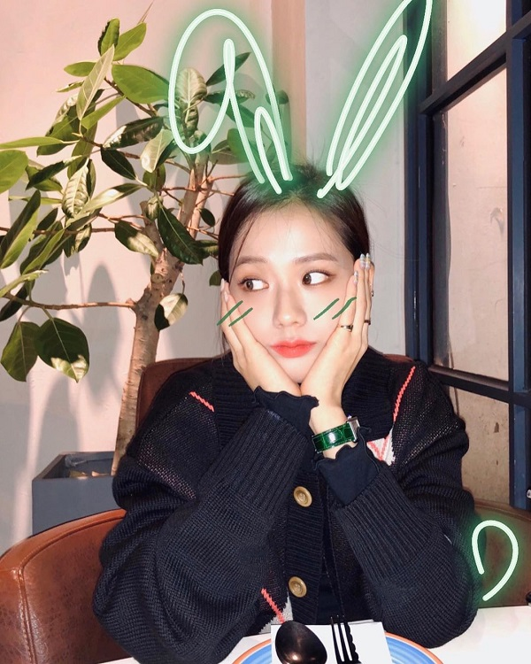 图片来源 ins sooyaaa__