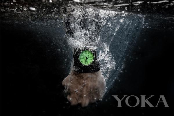 单品推荐:柏莱士BR 03-92 DIVER FULL LUM腕表(图片来源于品牌)