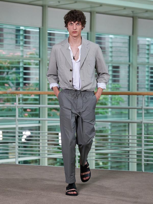 愛馬仕 2021夏季男裝系列 詮釋跨越時光的隨性魅力