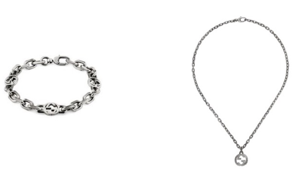 Interlocking G系列珠宝