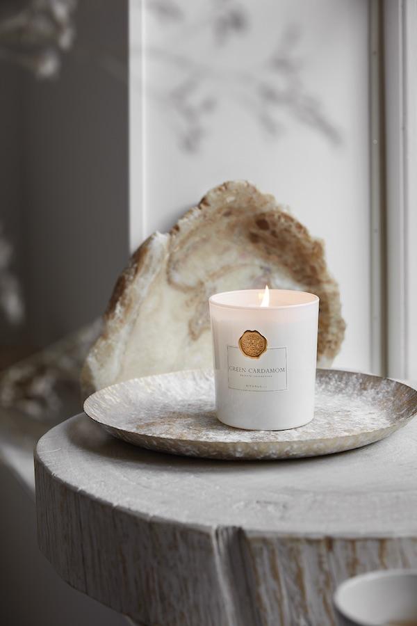 Rituals珍藏系列清新香调-绿豆寇香氛蜡烛