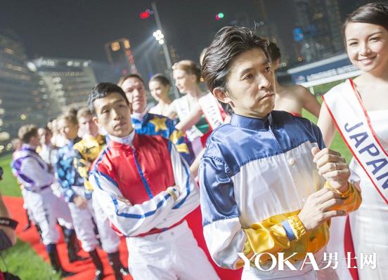 女神林志玲驾到浪琴表国际骑师锦标赛颁奖仪式