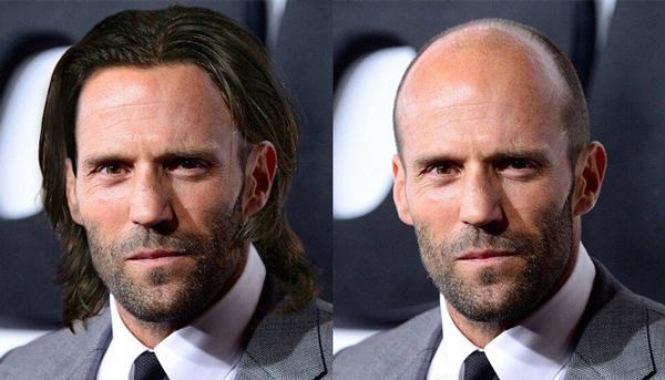 这一次,我们给浓密秃头加了把著名头发编发扎成一朵花图片