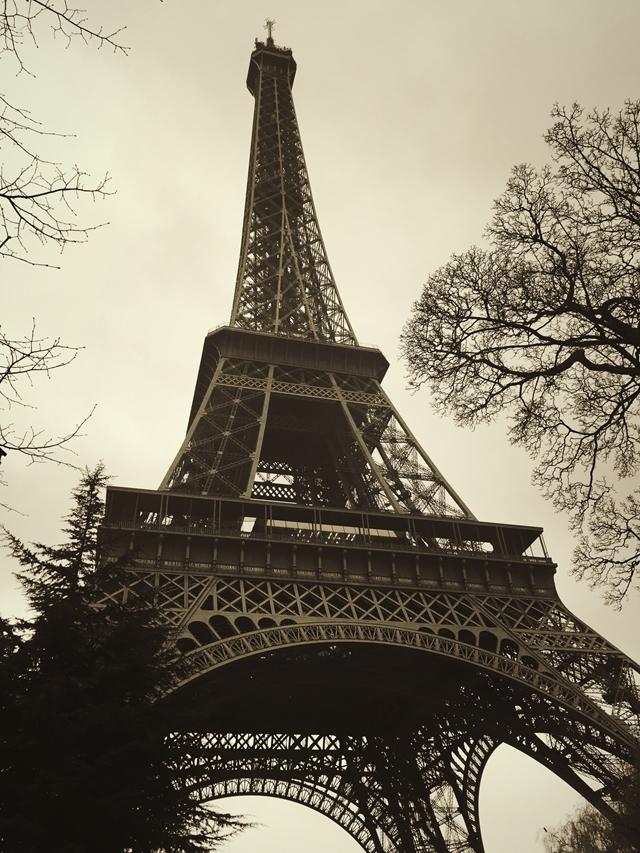 埃菲尔铁塔的秘密