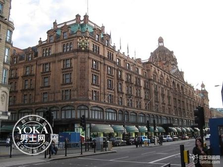 顶级英国商场伦敦哈罗德百货购物全攻略