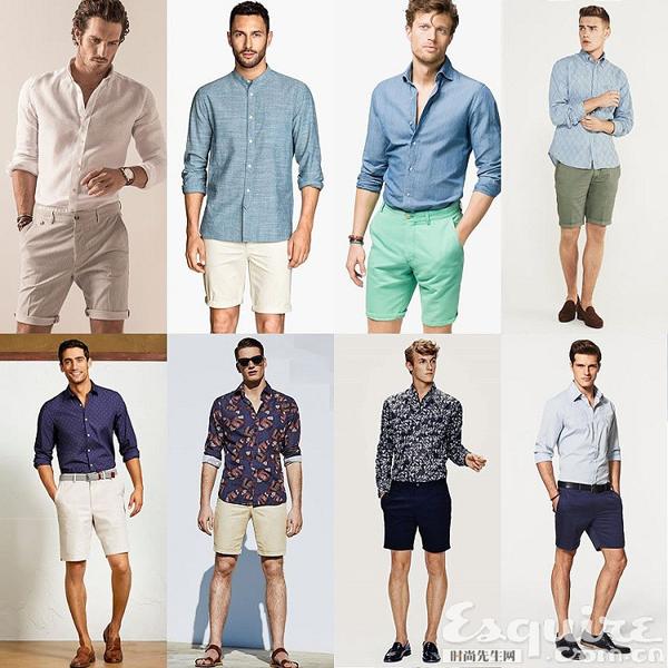 高温模式下如何穿好smart casual
