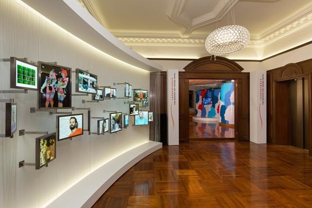 上海艺术地标 斯沃琪和平饭店艺术中心