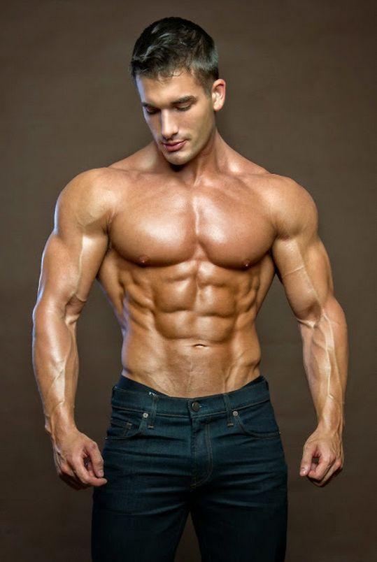 【潮男】魅力肌肉 就是如此练就