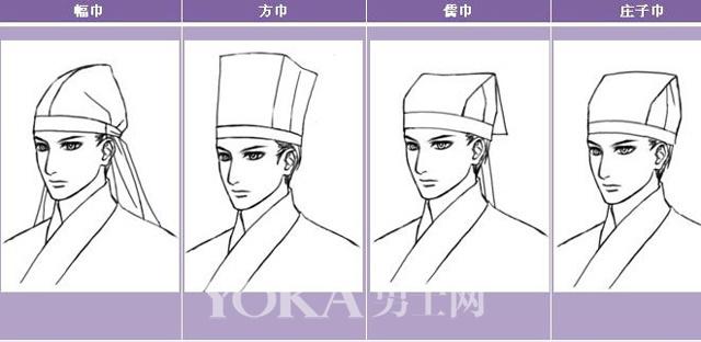 发型 正文    古代男子发簪其实是有15-20cm