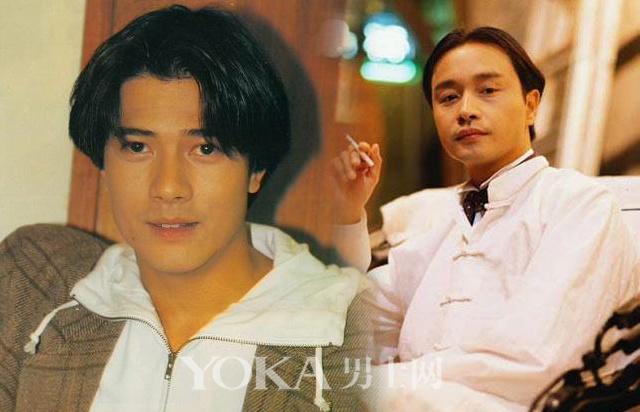 吴亦凡李易峰领衔  中分才是型男的变帅法宝