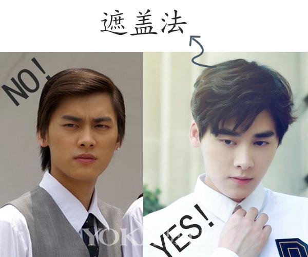 不同脸型男士 该如何选择发型?