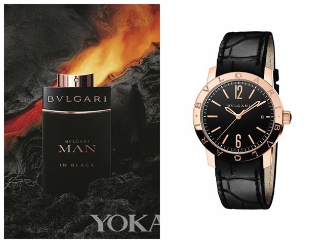 香水与腕表 男性彰显品味的两个秘密武器