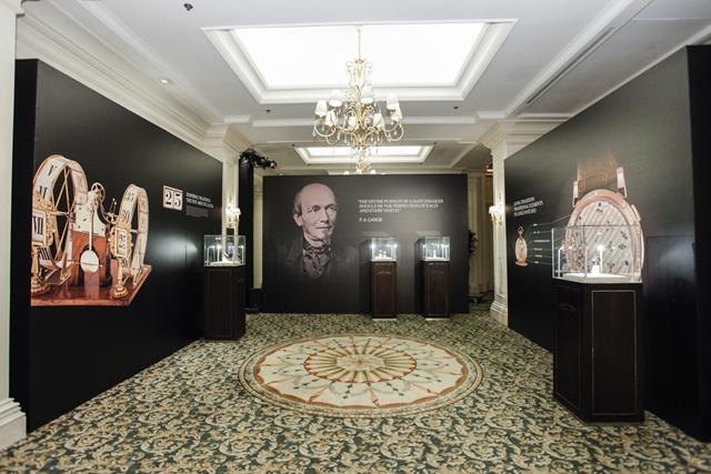 纪念费尔迪南多‧阿道夫‧朗格200周年诞辰