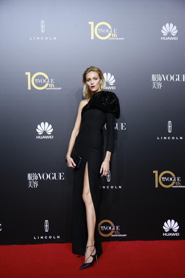 《Vogue服饰与美容》十周年盛典闪耀开启