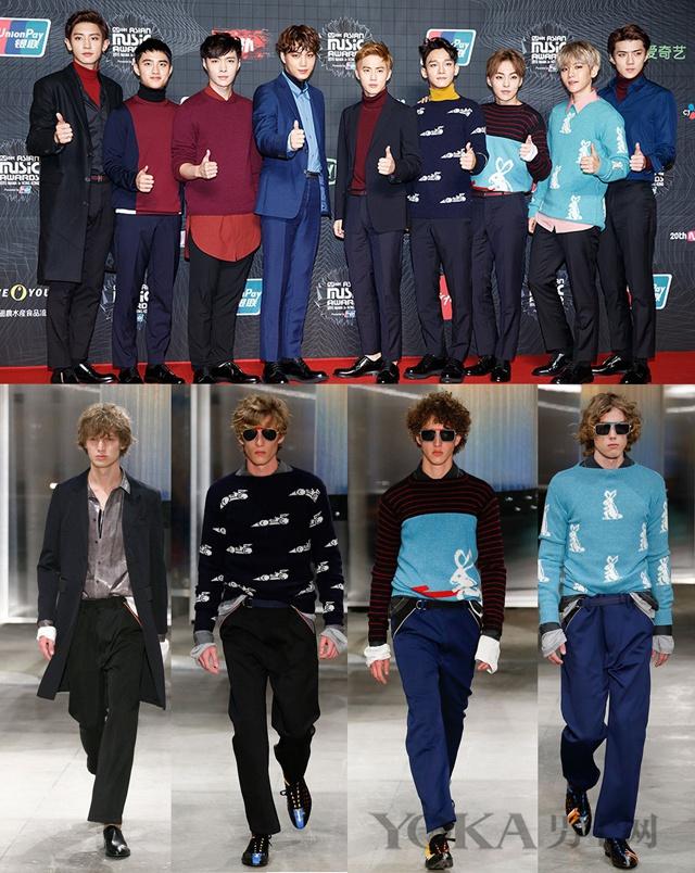 韩国style为啥辨识度那么高?来看MAMA红毯