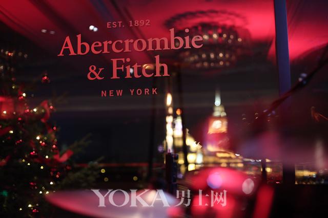 Abercrombie&Fitch中国内地第五家门店开幕