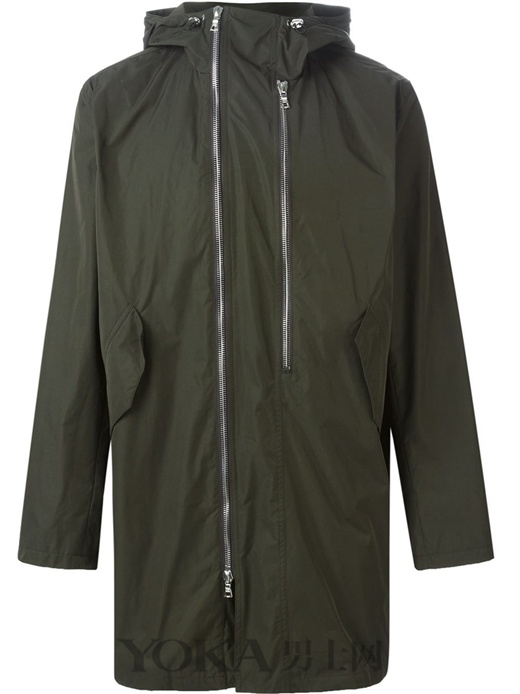伦敦型男的冬季衣橱里有这4件外套就够了