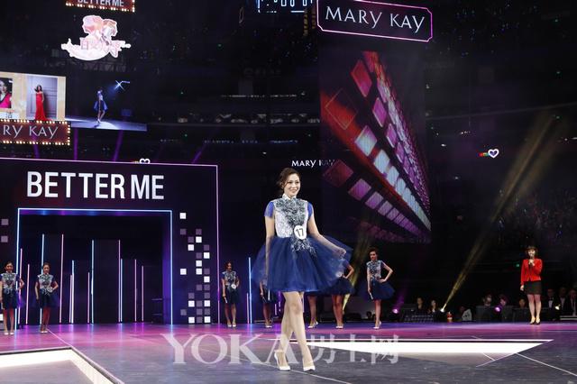 第三届玫琳凯百变美人季-《中国风情》选手个人走秀