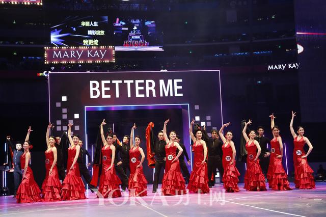 第三届玫琳凯百变美人季-选手主题舞蹈秀《弗拉明戈》