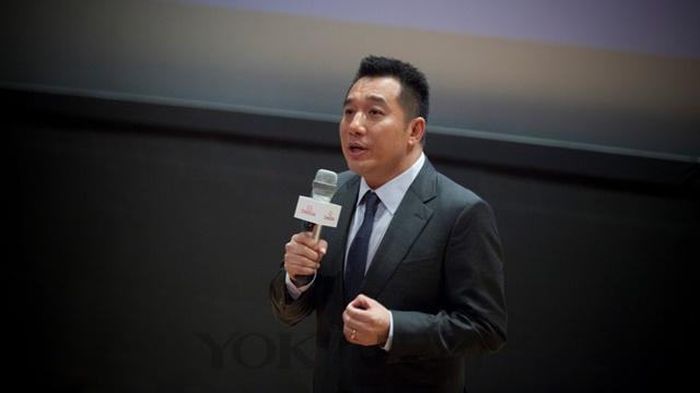 欧米茄中国区副总裁杨骅先生讲述欧米茄与纪录片《大地》的故事
