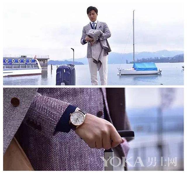 第一次来巴塞尔表展 靳东就迷上了这么多腕表