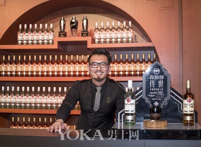 第四届bacardí百加得传世全球鸡尾酒大赛中国区冠军宋秋choni song
