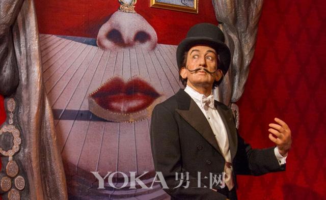 毕加索、达利蜡像正式入驻上海杜莎夫人蜡像馆