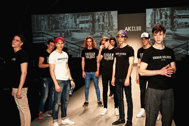 AKCLUB 2016A/W 一个真正的硬汉品牌