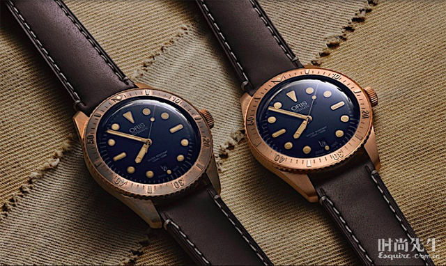 选一块铜表 能陪你看时光流逝