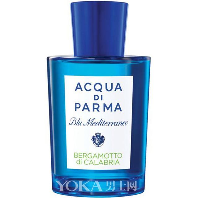 帕尔玛之水(Acqua Di Parma)蓝色地中海卡拉布里亚佛手柑香水