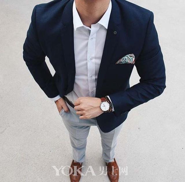 打造精英男神范儿 不想打领带就要知道这8大秘诀
