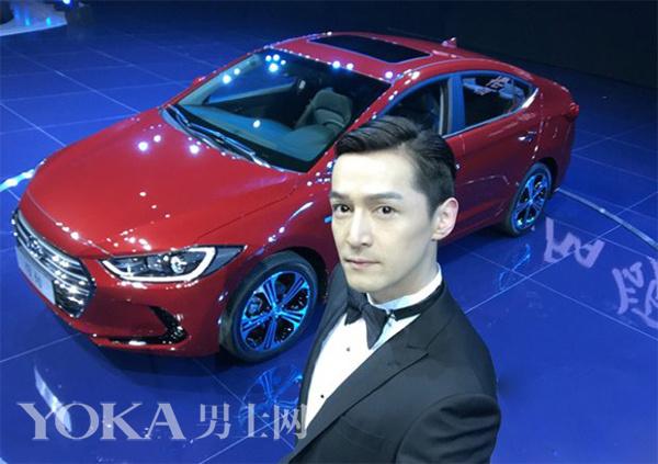 厂商的诚意之作 吴亦凡领衔明星定制版车型