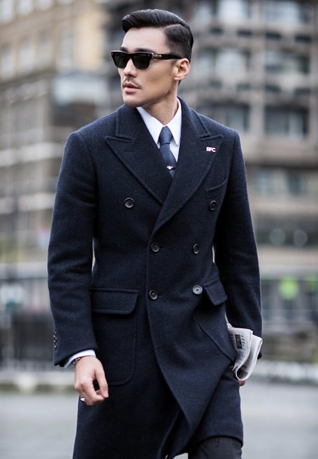 只Get胡兵的西装搭配技能 就足够帅翻整个伦敦